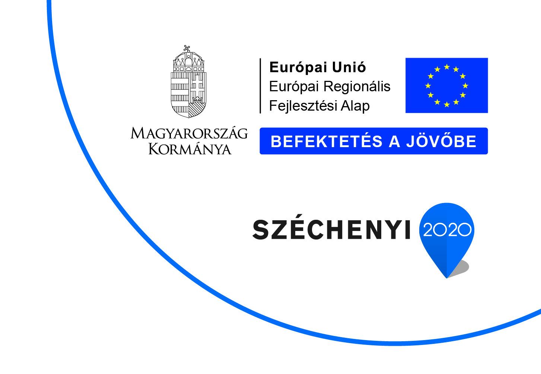Széchenyi 2020 Befektetés a jövőbe Európai Unió Európai Regionális Fejlesztési Alap